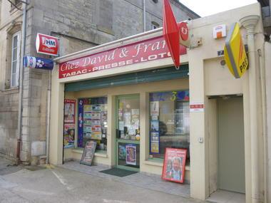 Tabac presse Chez David et Frane - Lac du Der