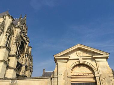 Palais du Tau - Reims