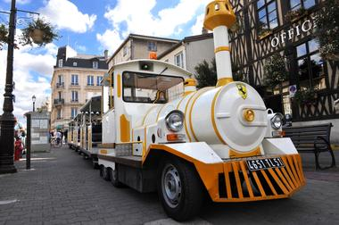 Petit Train Touristique - Châlons