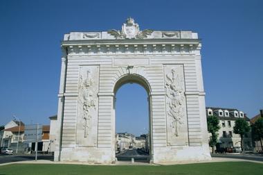 Porte Sainte Croix - Châlons-en-Champagne