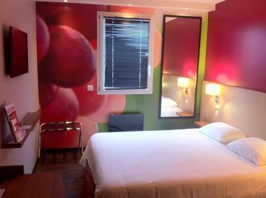 Qualys Hôtel Reims – Tinqueux
