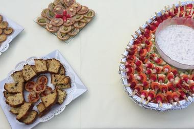 Marina Holyder - Restaurant - Buffet
