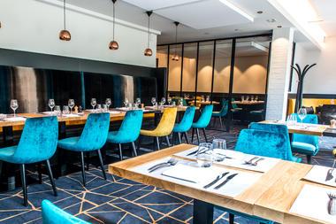 Restaurant Café de la Paix - Reims