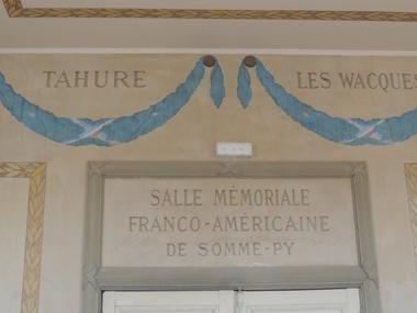 Salle Mémoriale Franco-Américaine - Sommepy-Tahure