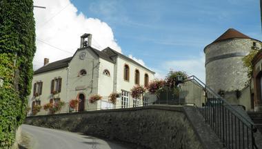 Mairie de Vandières