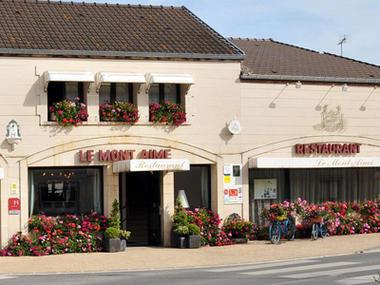 Hostellerie du Mont Aimé - Bergères les Vertus