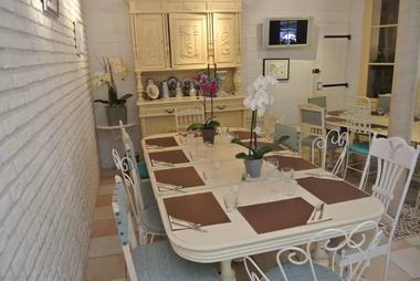 Salon de thé la Maison de Marie Caroline
