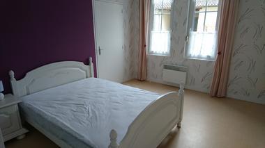chambre-1 - Bienvenue à la casa T4