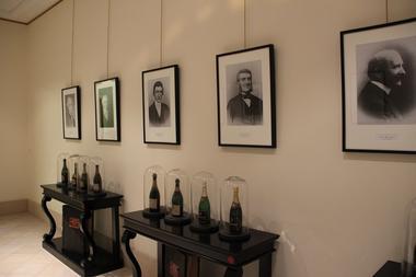 Maison de Champagne Lanson - Reims