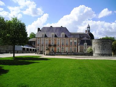 Château d'Etoges - Etoges