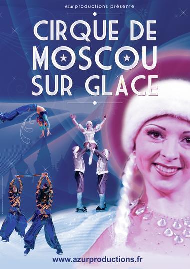 Cirque Moscou A4-A32 azur