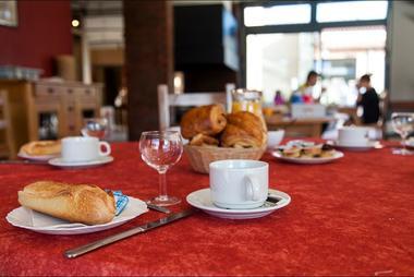 Marina Holyder - Restaurant - Petit-déjeuner