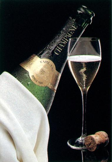 Champagne Tarlant - Oeuilly