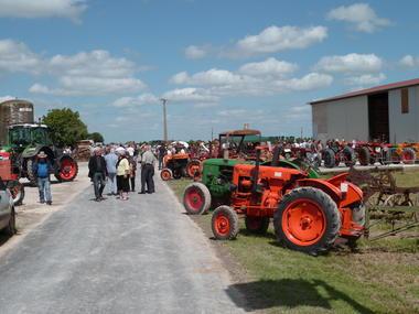 Exposition tracteur 1
