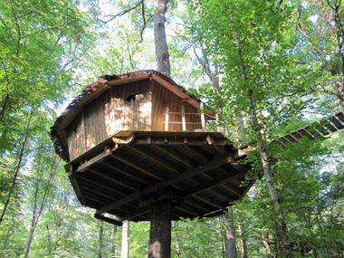 Chambre d'hôtes Les cabanes du Lac - Giffaumont-Champaubert