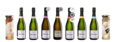 Gamme de Champagnes Soret-Devaux