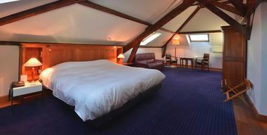 Hôtel-Restaurant d'Angleterre - Châlons-en-Champagne - chambre-luxe