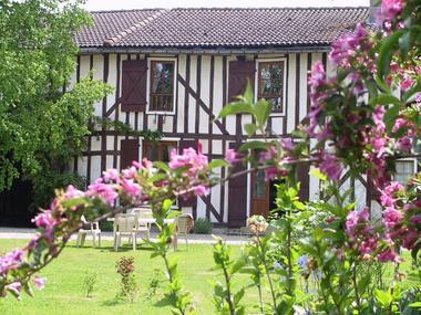 La Maison de Marie - le jardin