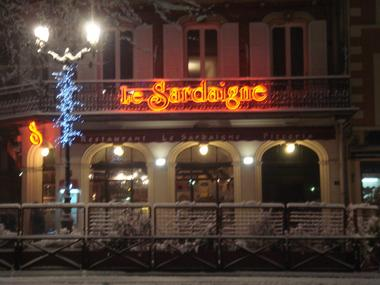 Le Sardaigne - Epernay
