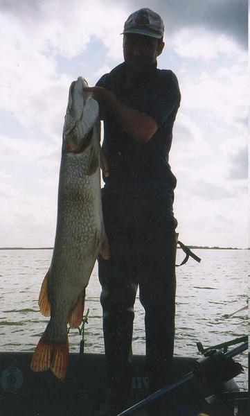 Thierry Lacombe - Moniteur guide de pêche, Accompagnateur nature - Isle sur Marne
