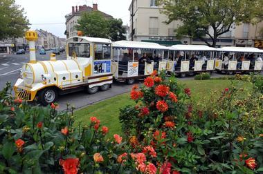 Petit Train Touristique - 2 - Châlons