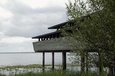 Lac du Der_observatoire-chantecoq _ Lac du Der en Champagne