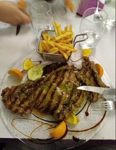 Le Gourmet du Jard - plat2