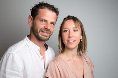 Manuella et Cyril - Viticulteurs