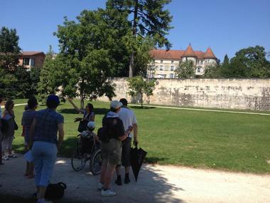 Visite remparts Saint-Dizier