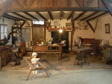 Musée rural la Bertauge