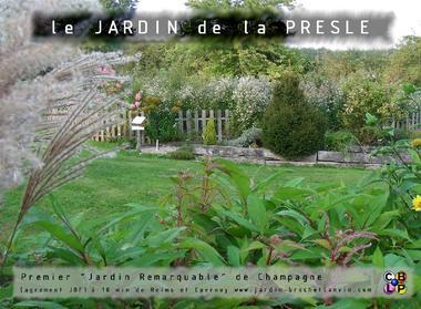 jardin de la Presle 1