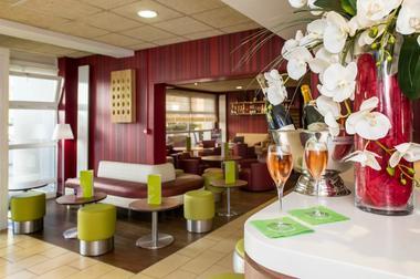 Hôtel-Restaurant Campanile Reims Centre Cathédrale