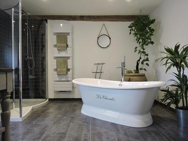 La chevalée -  Salle de bain