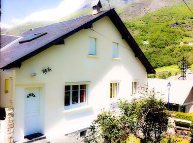 DEBROIZE Jacqueline 4p - vue ext Maison