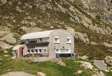 refuge de larribet