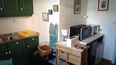 Massina, cuisine équipement