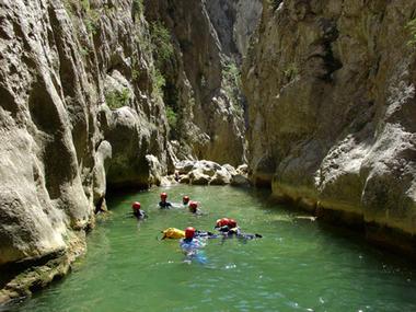 Aventure Grotte et Canyon 2