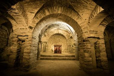 Abbaye Saint Martin du Canigou-Casteil_19