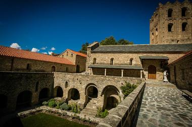 Abbaye Saint Martin du Canigou-Casteil_7