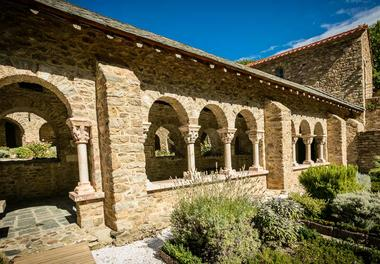 Abbaye Saint Martin du Canigou-Casteil_8