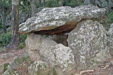 Argeles randonnée dolmen