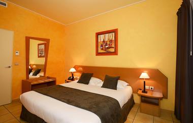 Argeles village club hotel CHAMBRE
