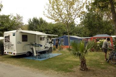 Camping Le Soleil emplacement 2