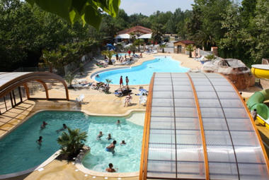 Camping Paris Roussillon 6