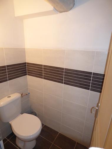 Chambre WC 1 Col de Jau