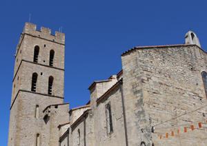 Clocher église Argelès-sur-Mer
