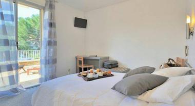 Hotel Les Mimosas 3