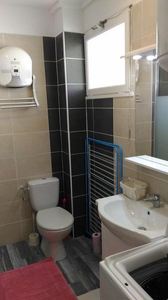 La Pena, salle d'eau