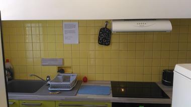 Les Pommiers, cuisine