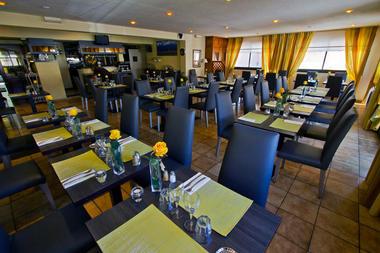 Salle de Restaurant Hôtel Princess Vernet les Bains t